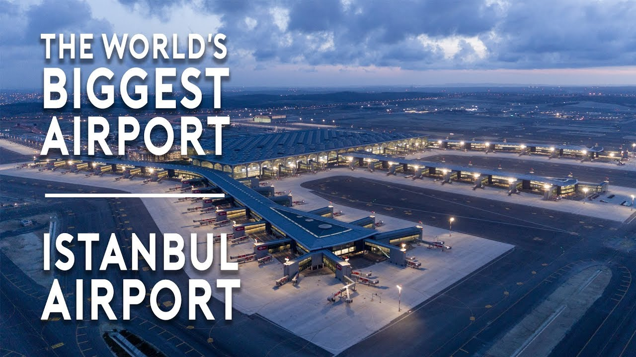 Istanbul airport was named the second best airport in the world.